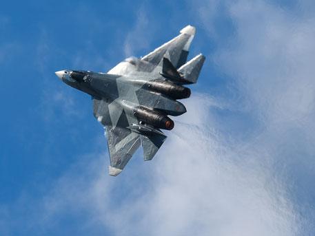 Последние испытания Т-50 начались в России