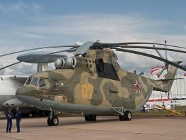 Россия и Китай создадут новый тяжёлый вертолёт