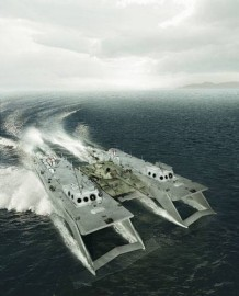 танк на подводных крыльях