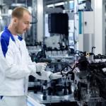 Volkswagen начал производство моторов в России