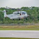 Первый полет вертолета СН-53К