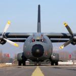 Самолеты долгожители – C.160 Transall