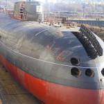 Новую подлодку «Краснодар» передадут российскому флоту 5 ноября