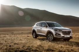 Новый Hyundai Tucson выходит на российский рынок
