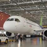 Китай представил конкурента самолетам Boeing и Airbus