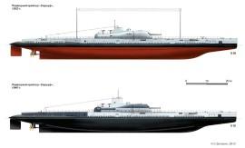 Подводный крейсер «Сюркуф» - символ военно-морского могущества Франции