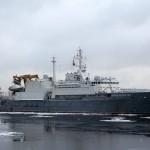 Спасательное судно, не имеющее аналогов в мире, пополнило ВМФ России