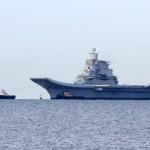 Индийские моряки выбирают «Шторм» вместо «Джеральда Форда»