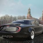 Автомобиль проекта «Кортеж» станет реальностью в 2018 году