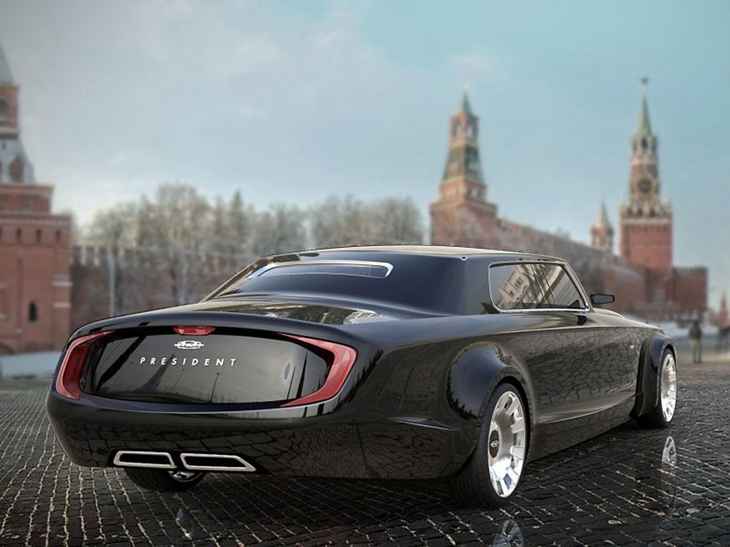 Автомобиль проекта Кортеж станет реальностью в 2018 году