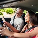 Как быстро научится водить машину женщине?