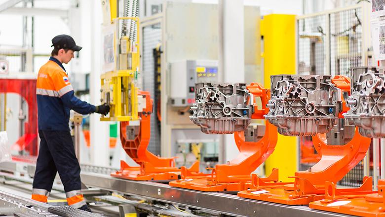 Новый Focus получил российский двигатель с завода Ford Sollers в Елабуге