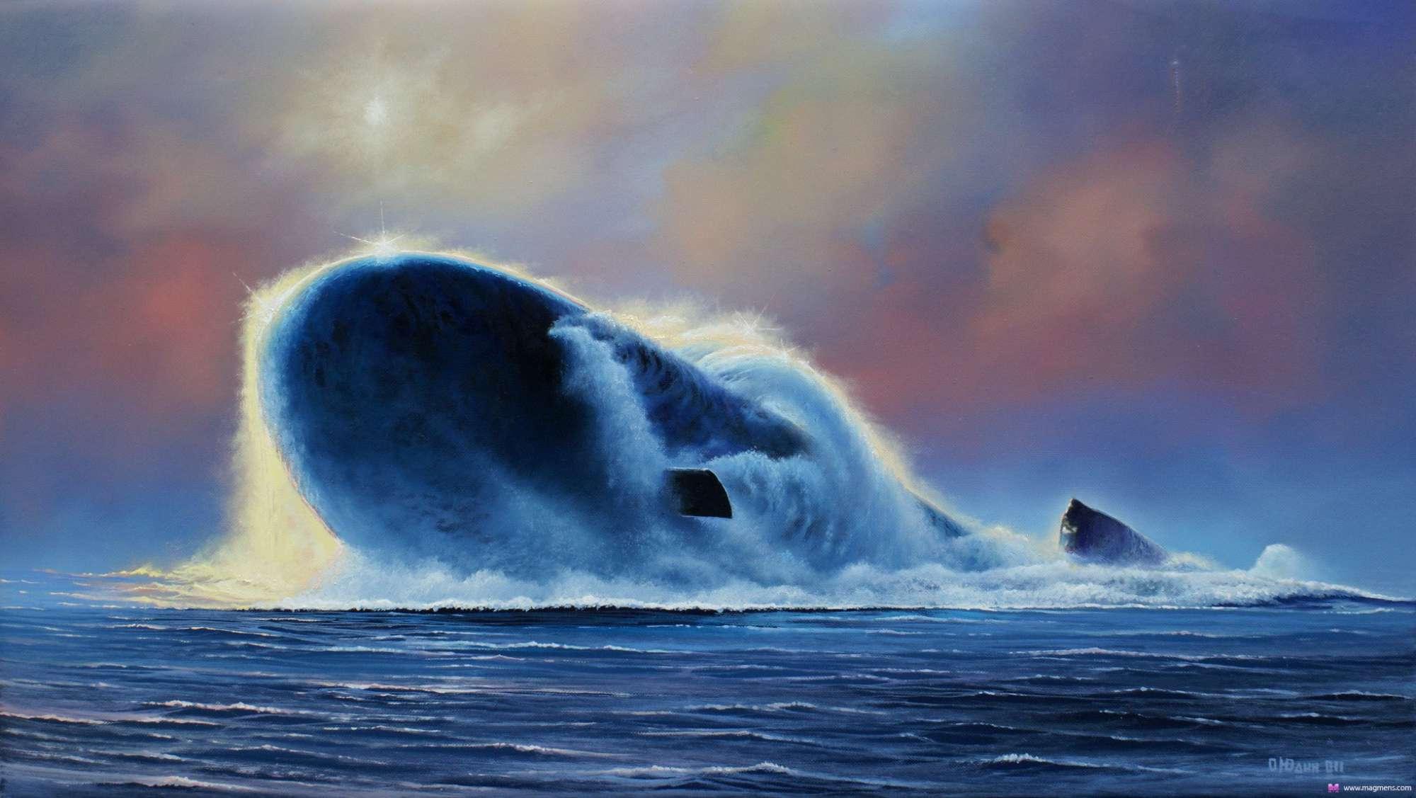 субмарины 5-го поколения