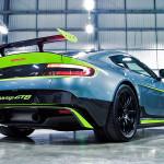Aston Martin построил самый экстремальный V8 Vantage
