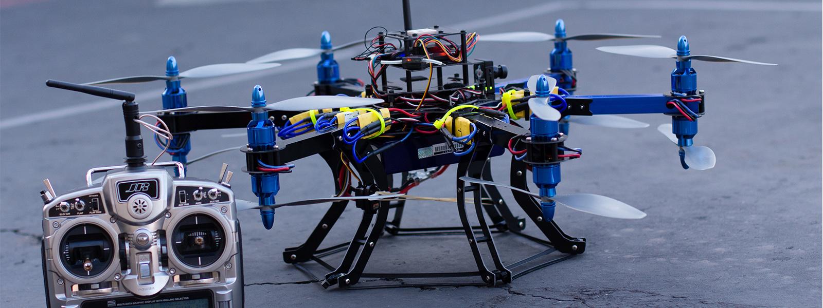 Как дроны стали мейнстримом