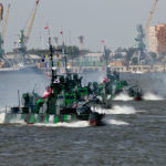 На Каспийской флотилии начались ходовые испытания нового спасательного судна