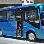 Группа «ГАЗ» начнет продажи автобусов «Вектор Next» в середине года