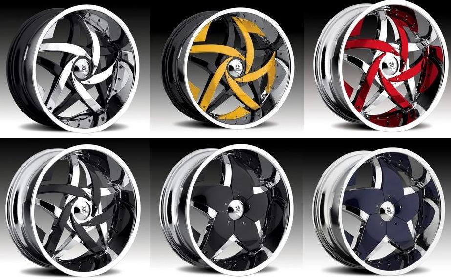 Литые диски и колёса