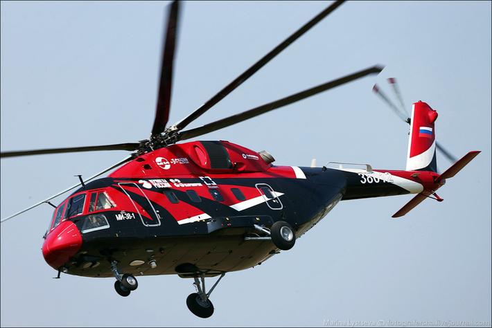 Ми-38 получит новые возможности