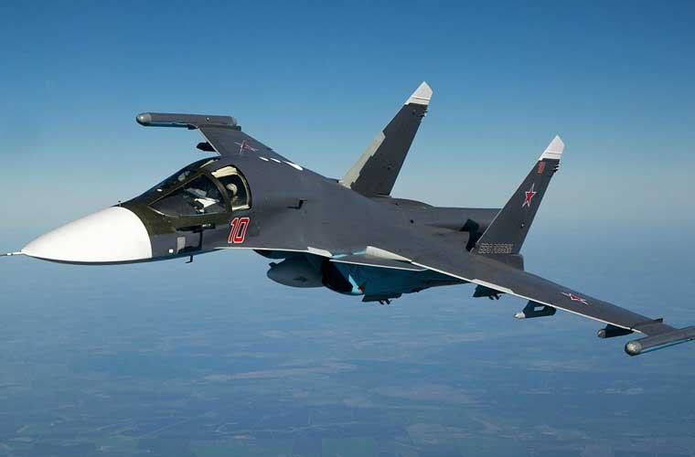 Российская боевая авиация демонстрирует впечатляющую надежность