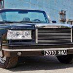 На Московском автосалоне покажут возрожденные лимузины «ЗИЛ»
