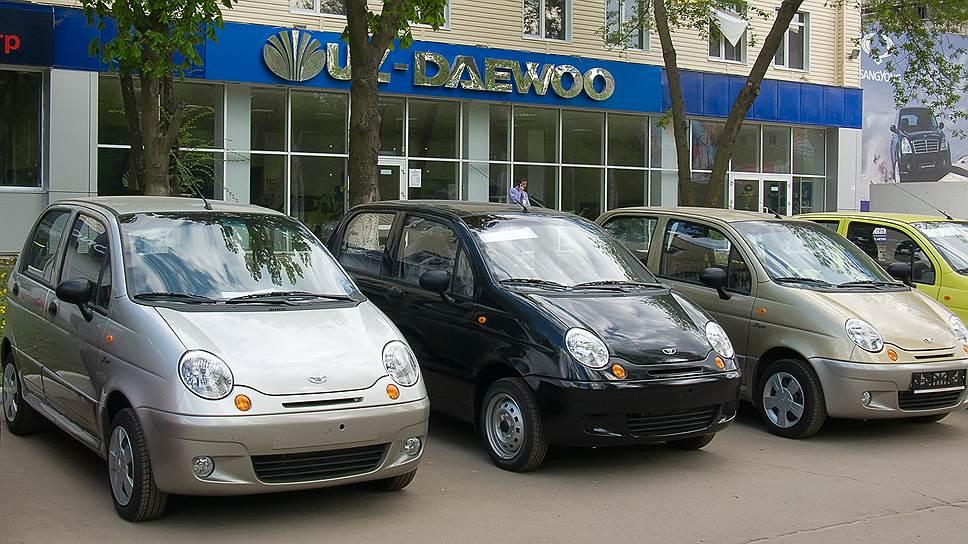 Дилерам Daewoo придется оплачивать гарантийное обслуживание из своего кармана