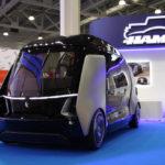 КАМАЗ представил автобус-беспилотник