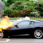 МЧС: Как не допустить возгорания в автомобиле