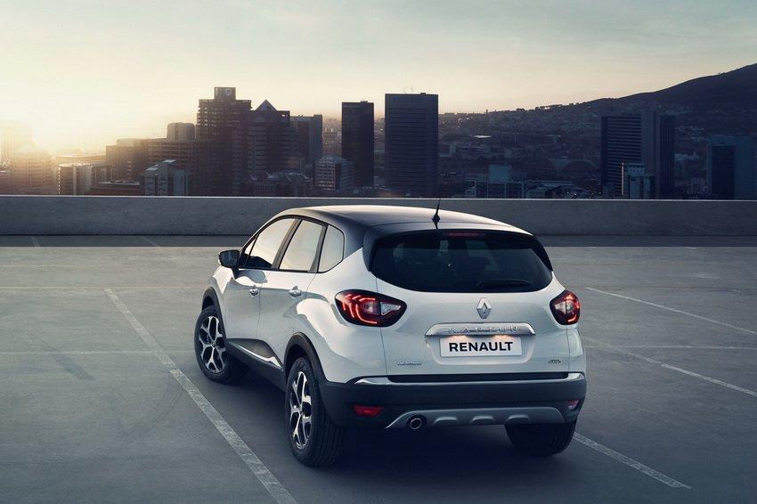Кроссовер Renault Kaptur российской сборки отправится на экспорт