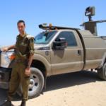 На вооружение армии Израиля поступил полностью автономный автомобиль