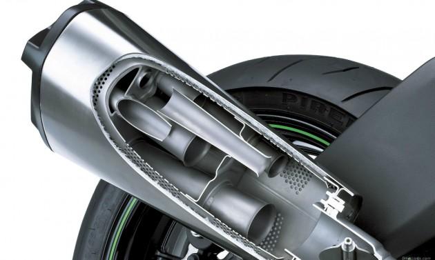 Польза установки прямотока на мотоцикл