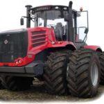 Тракторы Кировец К 9000 — машины мирового уровня