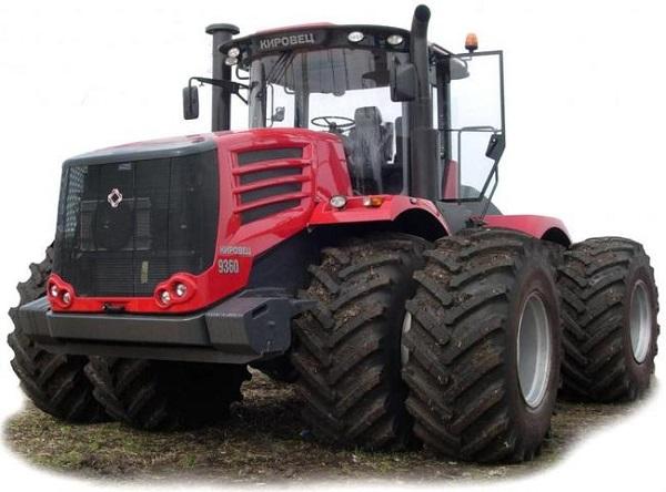 Трактор К 9400