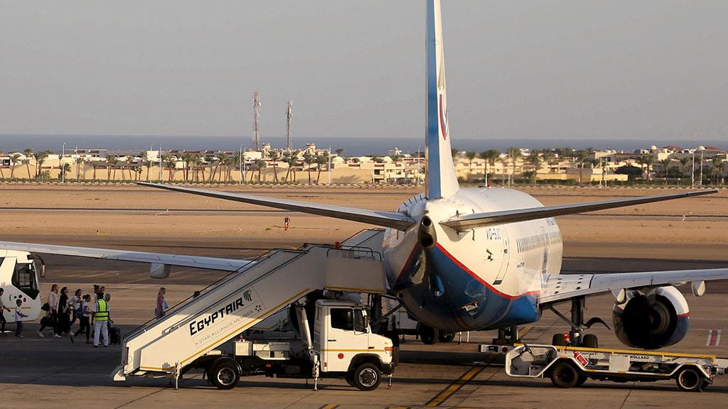 Частная охрана начинает работать в аэропорту Шарм-эш-Шейха в конце августа