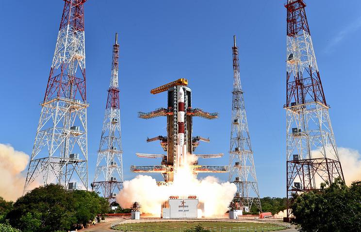 Индия провела первый успешный рабочий пуск ракеты с криогенным двигателем