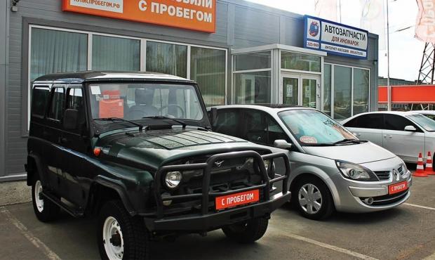 Легковой автомобиль в России обесценивается все быстрее
