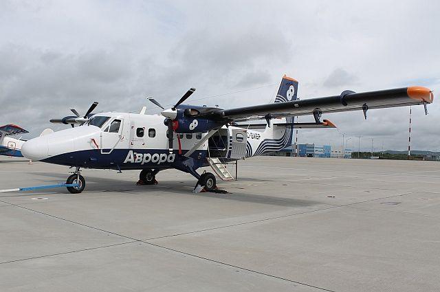 Малая авиация Приморья в 2016 году перевезла более 23 тысяч пассажиров