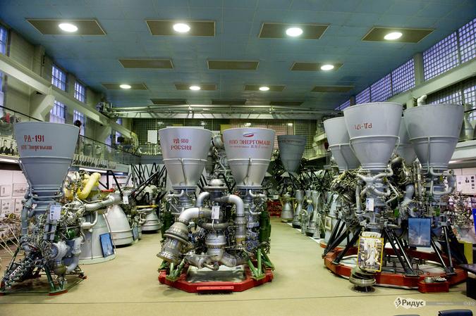 НПО Энергомаш займется проектированием нового ракетного двигателя