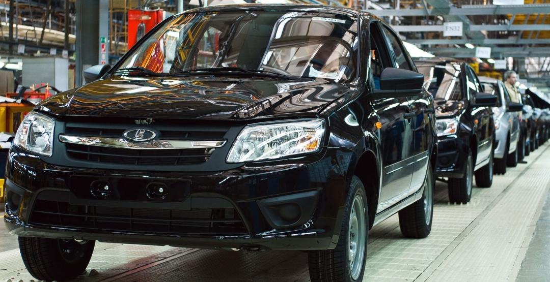 Правительство планирует удвоение объемов экспорта российских автомобилей к 2018 году