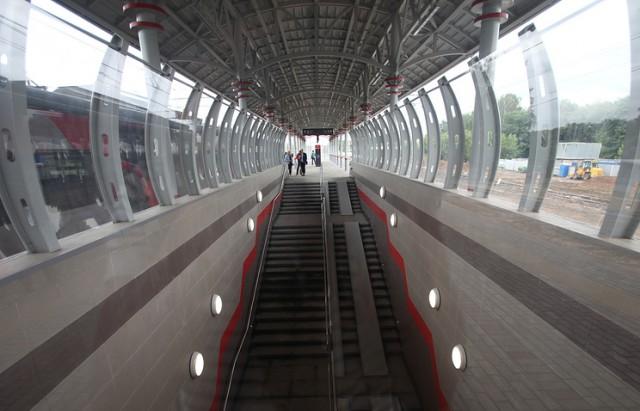 Станция МЦК Войковская