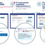 Штрафы ГИБДД и ФССП объединили на Едином портале госуслуг