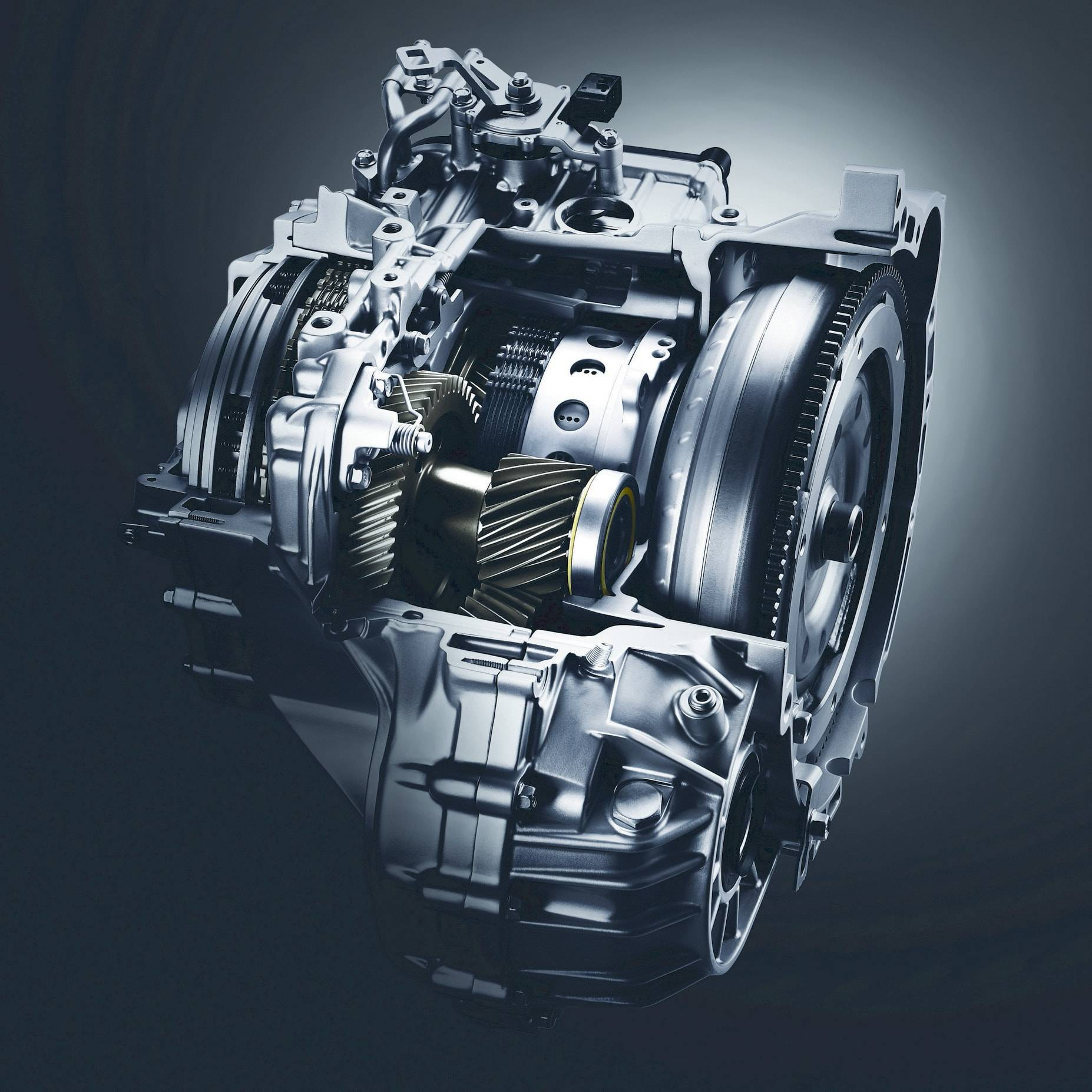 Kia представила инновационную 8-ступенчатую коробку