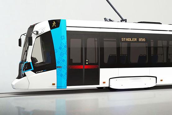 Stadler поставит 23 трамвая Метелица в Санкт-Петербург