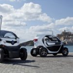 В России открылись продажи электромобилей Renault
