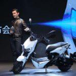 Yadea презентовала новый экологически чистый скутер