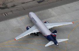 Аэрофлот является крупнейшим в мире эксплуатантом SSJ 100