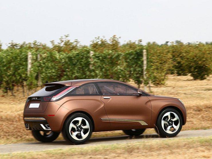 Беспрецедентный рост продаж кроссоверов Lada в России