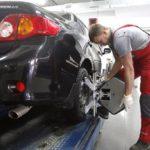 Приобретение запчастей и ремонт автомобиля