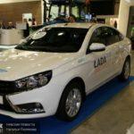 Дави на газ: АвтоВАЗ запускает серийное производство LADA Vesta, работающей на метане