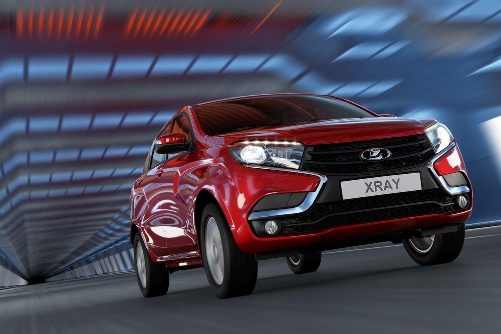АвтоВАЗ улучшил внедорожные характеристики Lada Xray